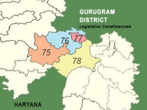 Constituencies_of_Haryana_Gurgaon_Legislative_Assembly