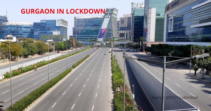 gurgaon_lockdown