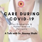 12 Point Care for Diabetic and Hypertensive Patients during Coronavirus